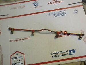 Allis Chalmers 170 180 4 Cylinder Tractor Return Fuel Line Free Shipping