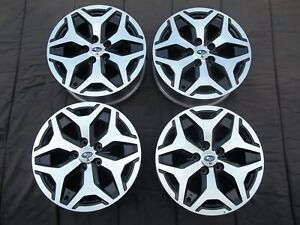19 20 Subaru Forester 17 Wheels Oe Factory 68866 Rims 17 Outback Legacy 5x114 3