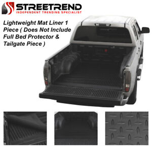 For 2004 2014 Ford F150 5 5 Ft Short Cab Rubber Truck Bed Trunk Floor Mat Liner