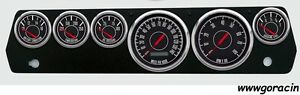New Vintage Usa 67 70 Mopar A Body 1967 Series Gauge Set speedometer tachometer