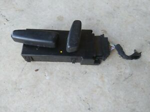 03 09 Oem Saab 9 3 Drivers Side Left Front Power Seat Switch Control 93 13104873