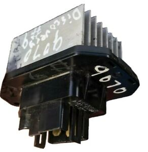 Land Rover Discovery 2 Parts A C Blower Resistor Module 2004