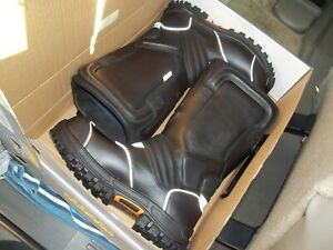 Men s Thorogood 14 Structural Firefighter Boots Usa Size 11 5 W New In Box