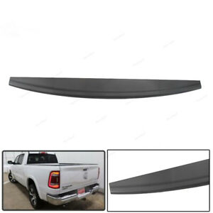Tailgate Protector Top Cap Molding Cover Spoiler Fits Dodge Ram 1500 2009 2018