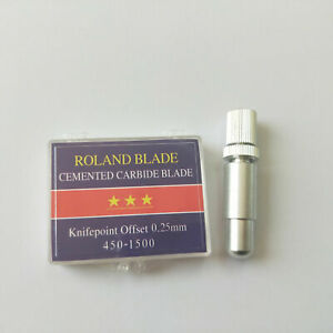 Redsail Blade Holder 9 3pcs Roland Cutting Blade 30 45 60 For The Plotter