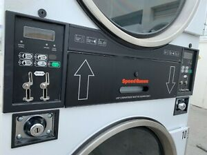 Speed Queen 45lb Stack Dryers 6 Month Warranty Included