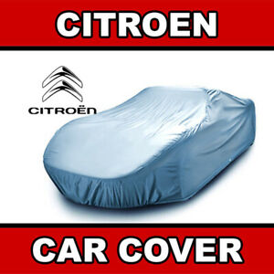 Citroen Outdoor Car Cover All Weather Waterproof Full Body Custom Fit