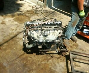 Jeep Wrangler Tj 00 06 Engine Motor 4 0 6 Cylinder Freight Shipping