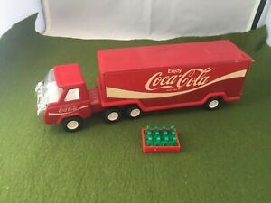Coca cola Buddy L truck toy