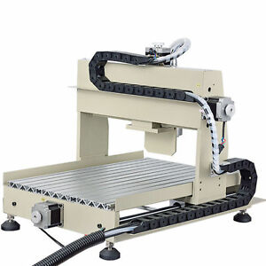 3040 3axis Cnc Router Engraving Machine Woodworking Engraer controller 400w Top