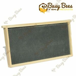 Langstroth Bee Hive 10 Frame Deep Frames And Foundations
