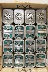 Lot Of 16 Panalarm 50 a1 50 60 Cycle 120v Relay