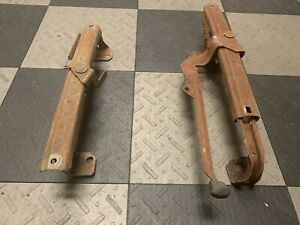 1978 1987 Grand National T type Front Split Bench Manual Bucket Seat Track Rh Gm