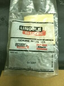 Lincoln Electric T 11160 Toggle Switch Shield Arc Sam 400 4245 Diesel Welder Nos