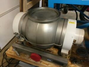 Pfeiffer Tpu 2200 Turbo Vacuum Pump 10 Dn Iso 250 Balzers Turbo Pump