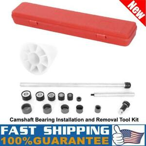 Car Camshaft Bearing Installation And Removal Tool Universal Kit 1 1 25 2 69
