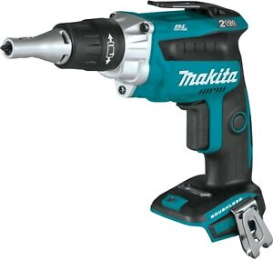 Makita Xsf05 18v Lxt Brushless 2 500 Rpm Screwdriver tool Only
