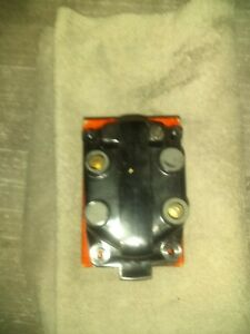 Nos Edison Splitdorf Magneto Distributor Cap 6477 For Rm 2 Models