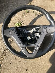 07 08 09 Acura Mdx Steering Wheel Trim Panel W Switch s Buttons Oem