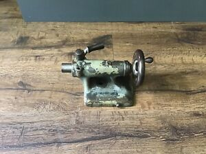 Antique South Bend 30 Ab 9 Junior Series O Metal Lathe Tailstock 9 50 Free Ship