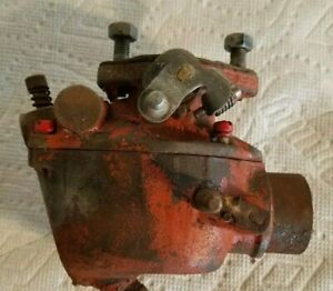 8n 9n 2n Ford Tractor Marvel Schebler Original Carburetor