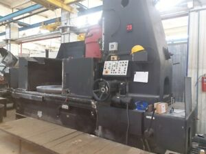 Naxos union Fr 1800 Rotary Surface Grinder Diameter 1800mm 71