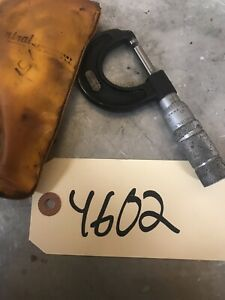 Used Central Micrometer Tool