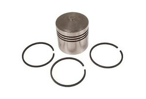 184443m91 Hydraulic Lift Piston And Ring Kit For Massey Ferguson Some Mf135 To35