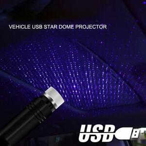 Usb Car Roof Atmosphere Interior Starrry Sky Lamp Star Light Led Projector Light