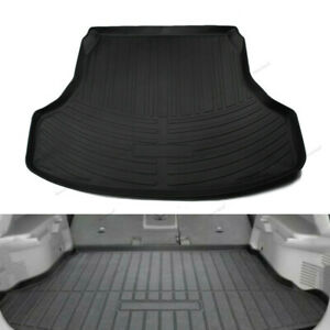 Rear Trunk Liner Cargo Floor Tray Mats Rubber Fit For Nissan Rogue 2014 2018 19