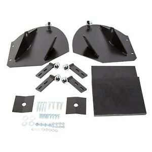 Heavy Duty Snow Plow Pro wing Blade Extensions For Boss Snowplow Blade