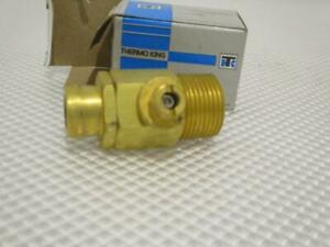One New Thermo King Valve Oil Drain 11 9338