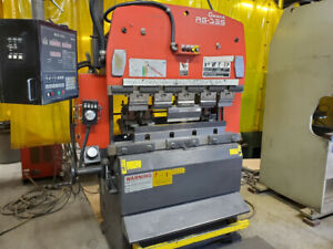 38 Ton Amada Rg 35s Cnc Press Brake new 1998