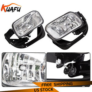 For 2010 2018 Dodge Ram 2500 3500 Bumper Fog Lights Lamp 2009 2012 Ram 1500