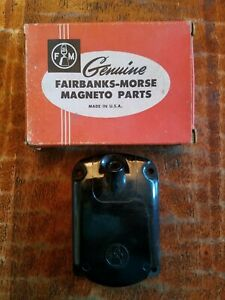Vintage Fairbanks Morse Bz2430 Magneto Cap Cover Hit And Miss Engine Tractor Nos