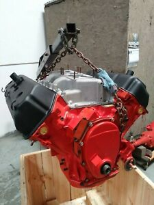 426 Hemi Engine 1969 Complete With 18 Spline A833 Trans Ready To Run Motor