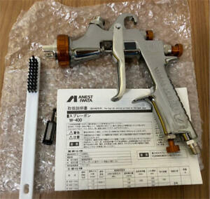 Anest Iwata W 400 134g 1 3mm Bellaria Spray Gun No Cup W 400 134g Plus New Thumb