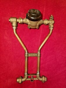 Sensus 5 8 Water Meter With Ford Brass Meter Setter New Unused