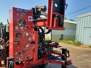 Aqua Bore Rigs Trailer Mount Water Well Drilling Rig