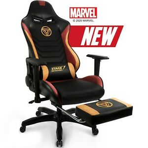 Marvel Avengers Gaming Chair Desk Office Computer Racing Chairs Recliner Gamer