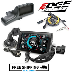 Edge Insight Cts3 Monitor With Dash Pod And Eas Egt Kit Fits 01 07 Duramax