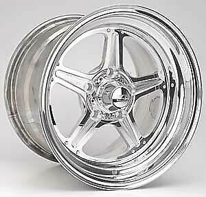 Billet Specialties Rs035106565n Street Lite Wheel Size 15 X 10 Rear Spacing