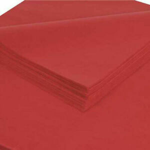 20 x30 Red Tissue Paper 480 Pack