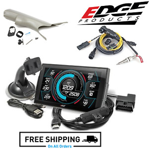 Edge Insight Cts3 W Dash Pod And Eas Egt Kit Fits 03 08 Dodge Ram 2500 3500