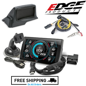 Edge Insight Cts3 W Dash Pod And Eas Egt Kit Fits 06 09 Dodge Ram 2500 3500