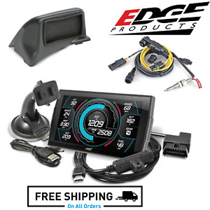 Edge Insight Cts3 W Dash Pod And Eas Egt Kit Fits 89 02 Dodge Ram 2500 3500