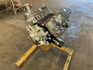 Ford 347 Ci Long Block Dart Shp Afr Mustang Never Fired Fordstrokers