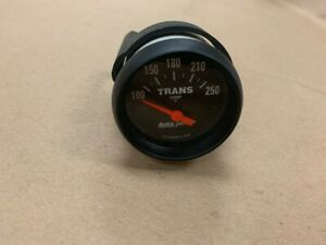 Auto Meter 2640 Z Series Electric Transmission Temp Gauge 100 250 Range Trans