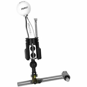 Hurst 3916037 Competition plus Shifter 2015 17 Mustang 6 speed Manual Chrome Sti