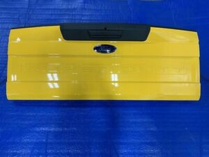 2020 Ford Super Duty F 250 F 350 Oem Tailgate New Take Off Nto Yellow